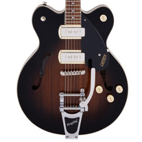 Gretsch G2622T-P90 Center Block Double-Cut with Bigsby - Brownstone