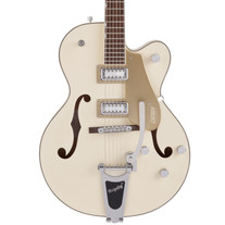 Gretsch G5410T Limited Edition Electromatic Tri-Five - Vintage White & Casino Gold
