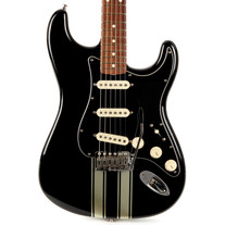 Used Fender Kenny Wayne Shepherd Signature Straocaster Black 2008