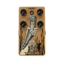 Used Walrus Audio Warhorn Overdrive Pedal