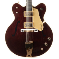 Gretsch G6122 Vintage Select Country Gentleman 12 String B Stock - Walnut Stain