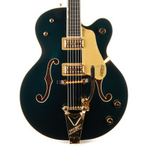 Gretsch G6196T-59 Vintage Select 1959 Country Club B Stock - Cadillac Green