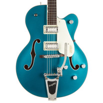 Gretsch G5410T Limited Edition Electromatic Tri-Five - Ocean Turquoise Demo