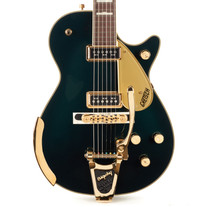 Gretsch G6128T-57 Vintage Select '57 Duo Jet with Bigsby - Cadillac Green