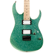 Ibanez RG421MSP Electric - Turquoise Sparkle - Scratch & Dent