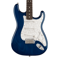 Fender Cory Wong Stratocaster Rosewood - Sapphire Blue Transparent