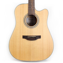 Takamine GD20CE Dreadnought Cutaway Acoustic Electric Guitar Natural Satin