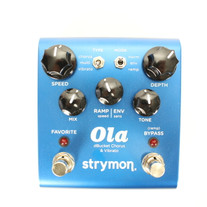 Strymon Ola dBucket Chorus & Vibrato Effects Pedal