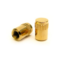 Gretsch Guitar Switch Tip Pair for Professional Collection Models in Gold