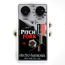 Electro Harmonix Pitch Fork Pitch Shifter Guitar Pedal