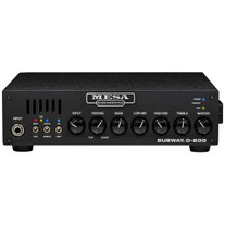 Mesa Boogie Subway D-800 800W Bass Amp Head