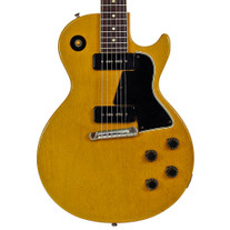 Vintage 1957 Gibson Les Paul Special Electric Guitar TV Yellow Finish