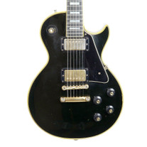 1969 Gibson Les Paul Custom Electric Guitar Black Beauty