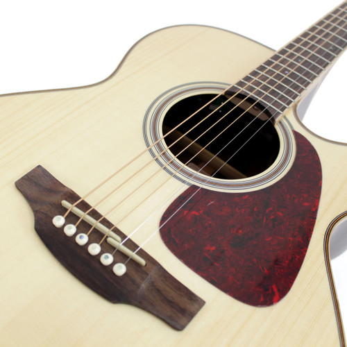 Takamine GN93CE Acoustic Electric Guitar Natural w/ Case