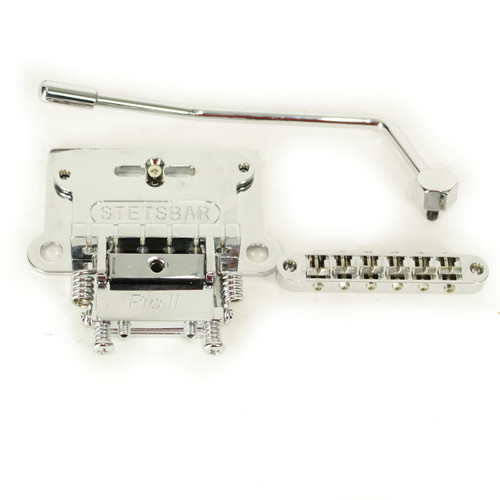 Used Stetsbar Stop-Tail Tremolo System in Chrome