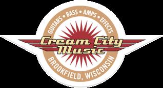 Cream City Music | Milwaukee Vintage Guitars, Amps & Effects