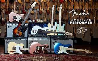 Overview of the New Performer Series by Fender