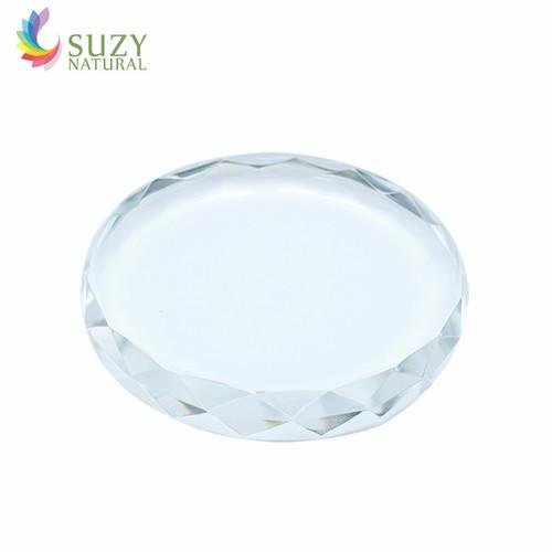 Circle Crystal Eyelash Extension Glue Stone