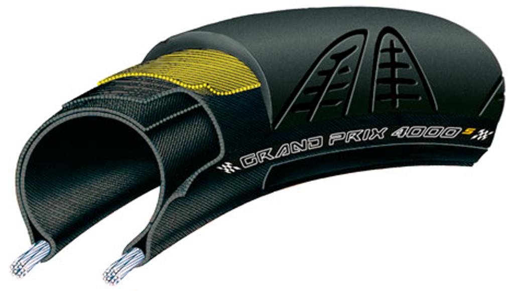 Continental Grand Prix 4000S II Clincher Tire