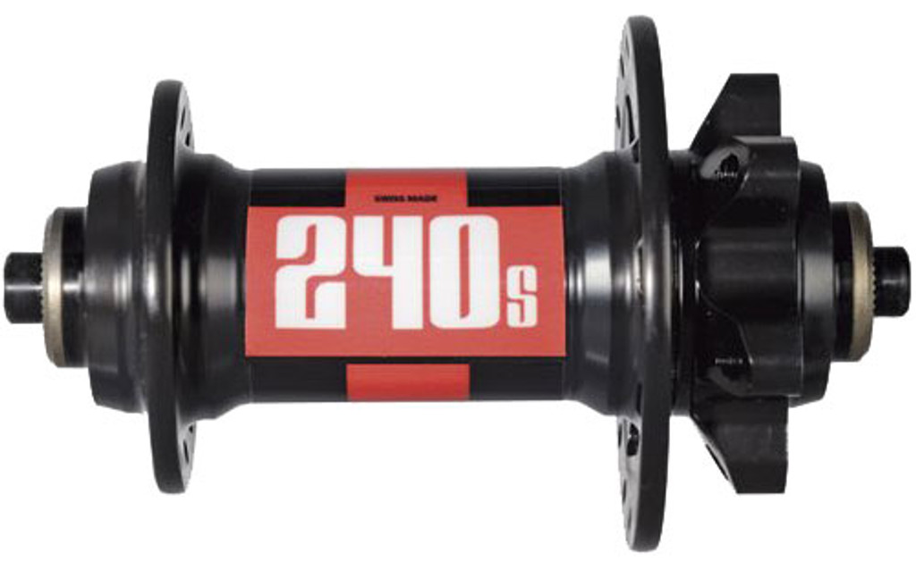 DT Swiss 240s ISO Disc Brake Front Hub