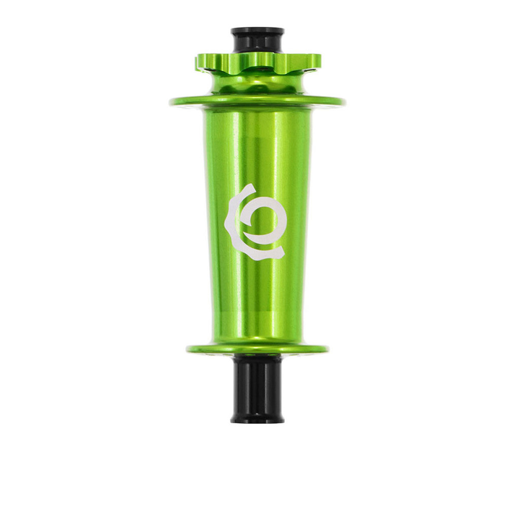 Industry Nine Front Fatbike Hub Lime Antifreeze Sour Apple Green