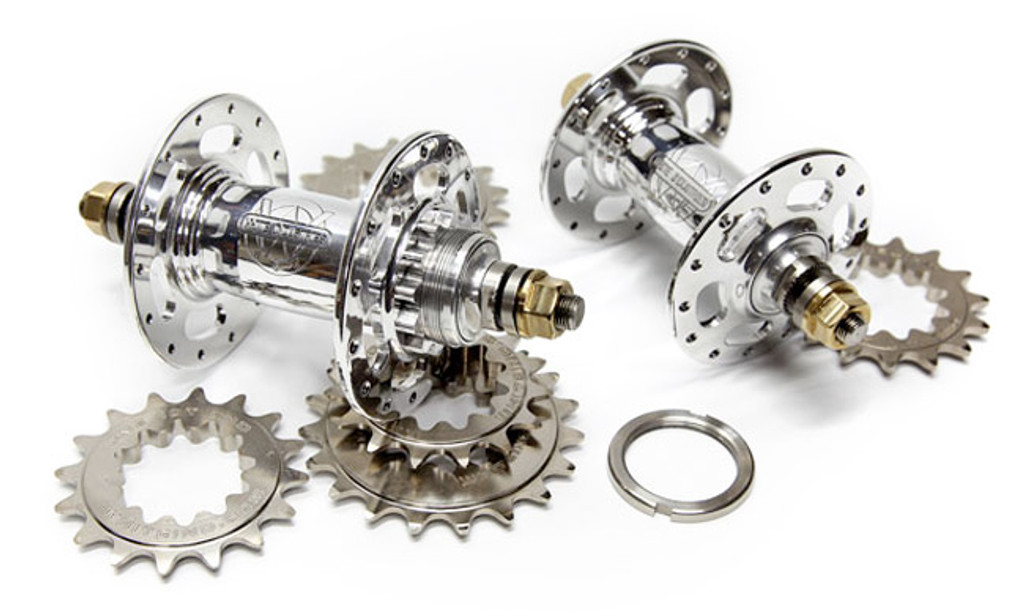 White Industries Track Rear Hub