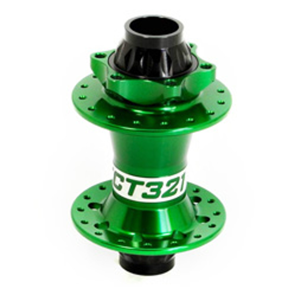 Project 321 ISO Disc Front Hub