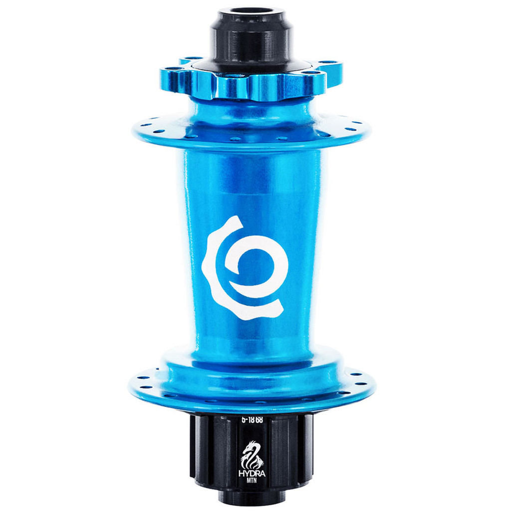 Industry Nine Hydra Classic Single Speed ISO Disc Rear Hub Turquoise
