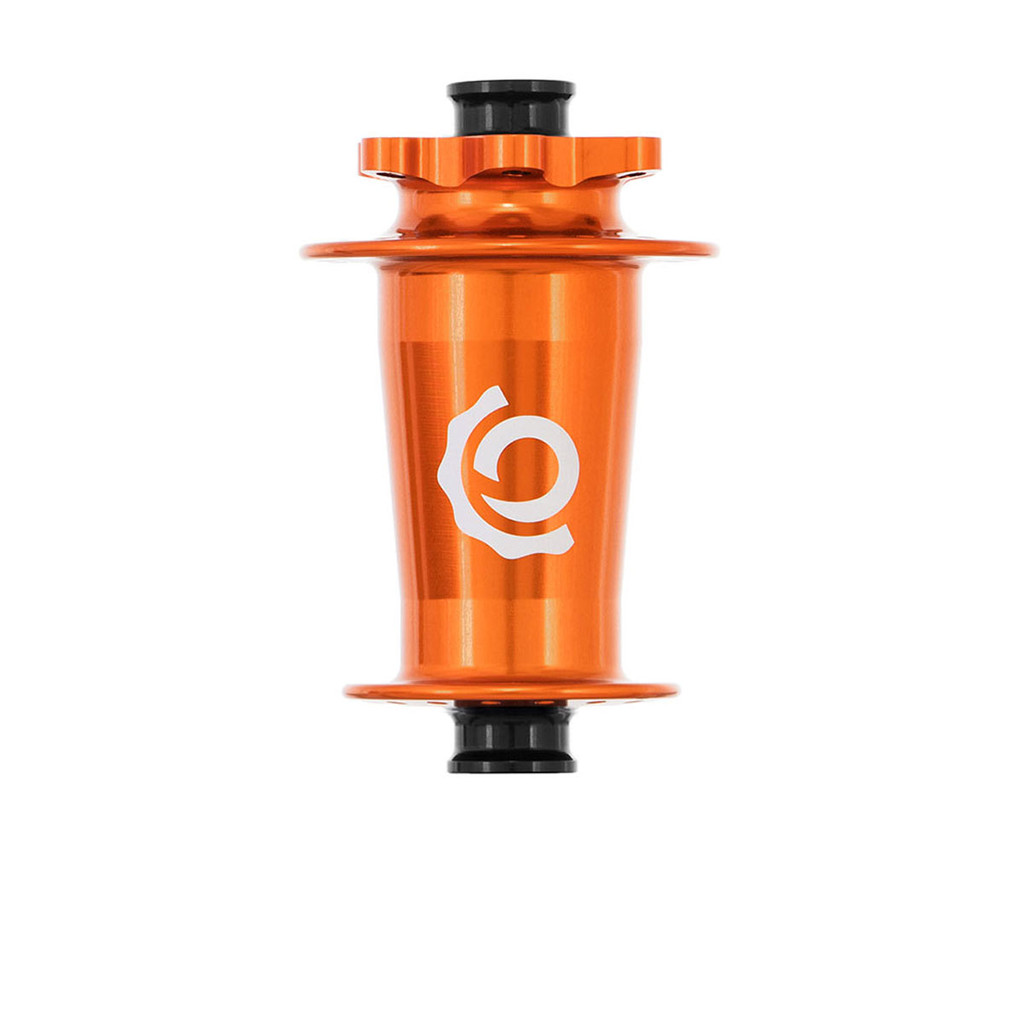 Industry Nine Hydra Classic ISO Boost Front Hub Orange