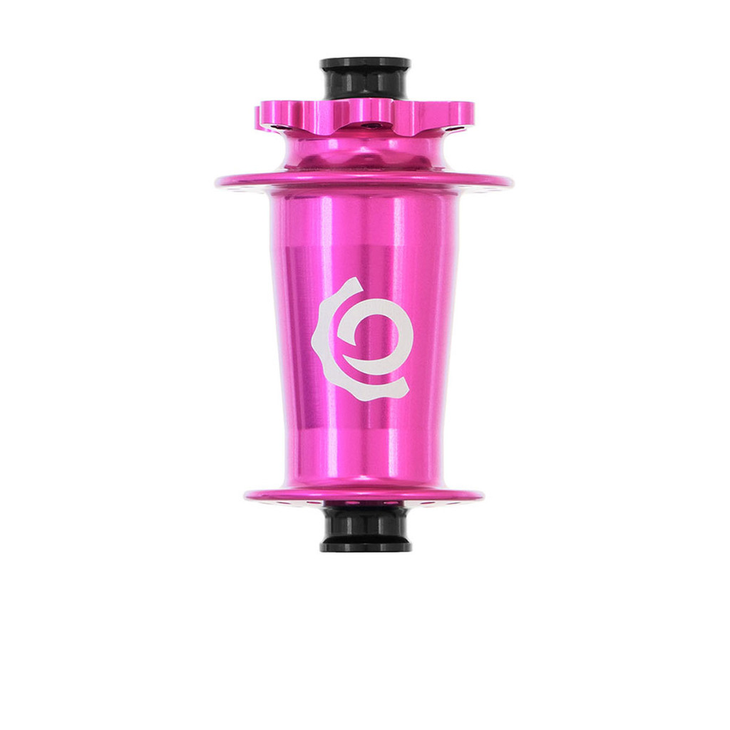 Industry Nine Hydra Classic ISO Boost Front Hub Pink