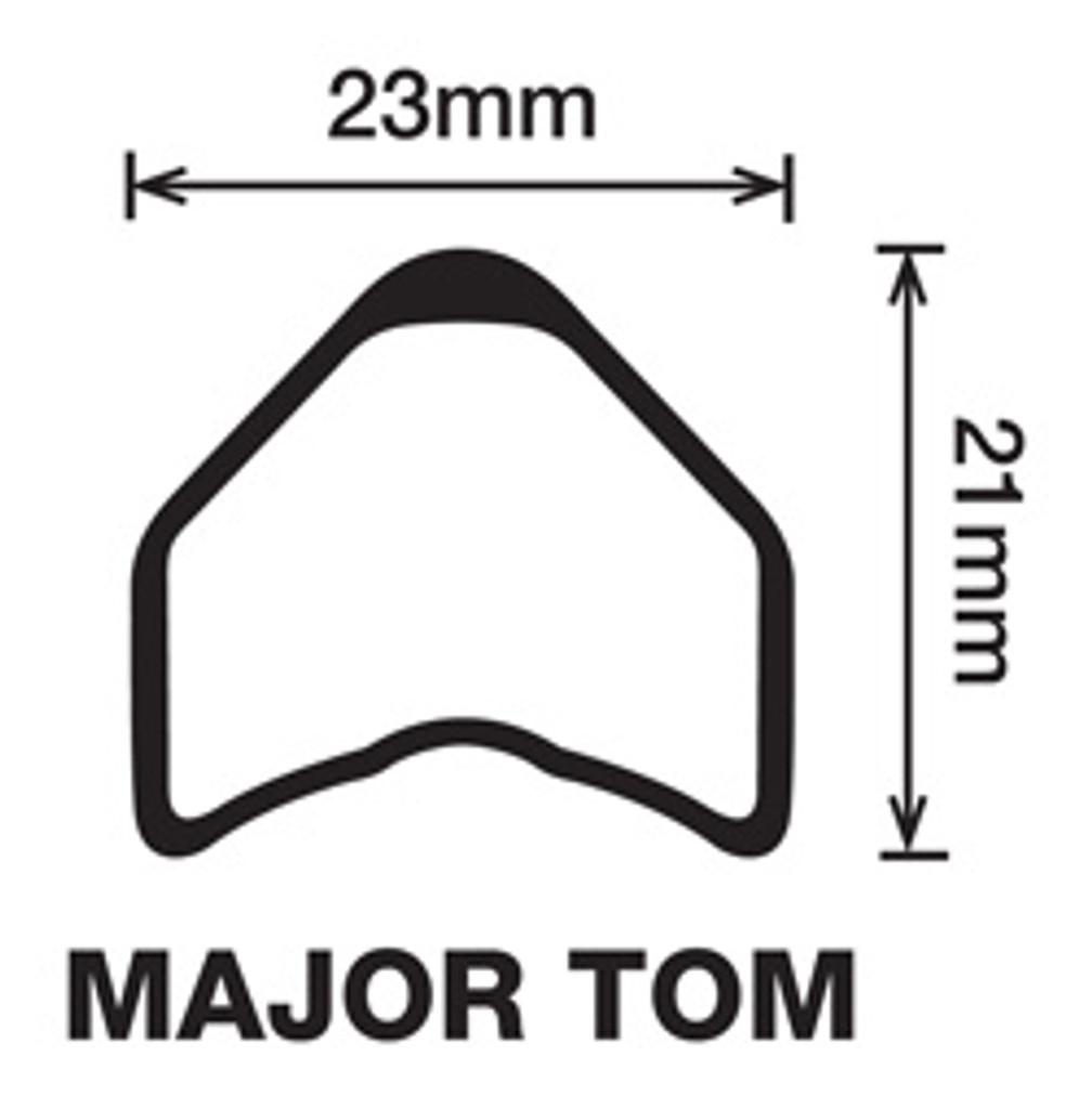 Velocity Major Tom Tubular Rim