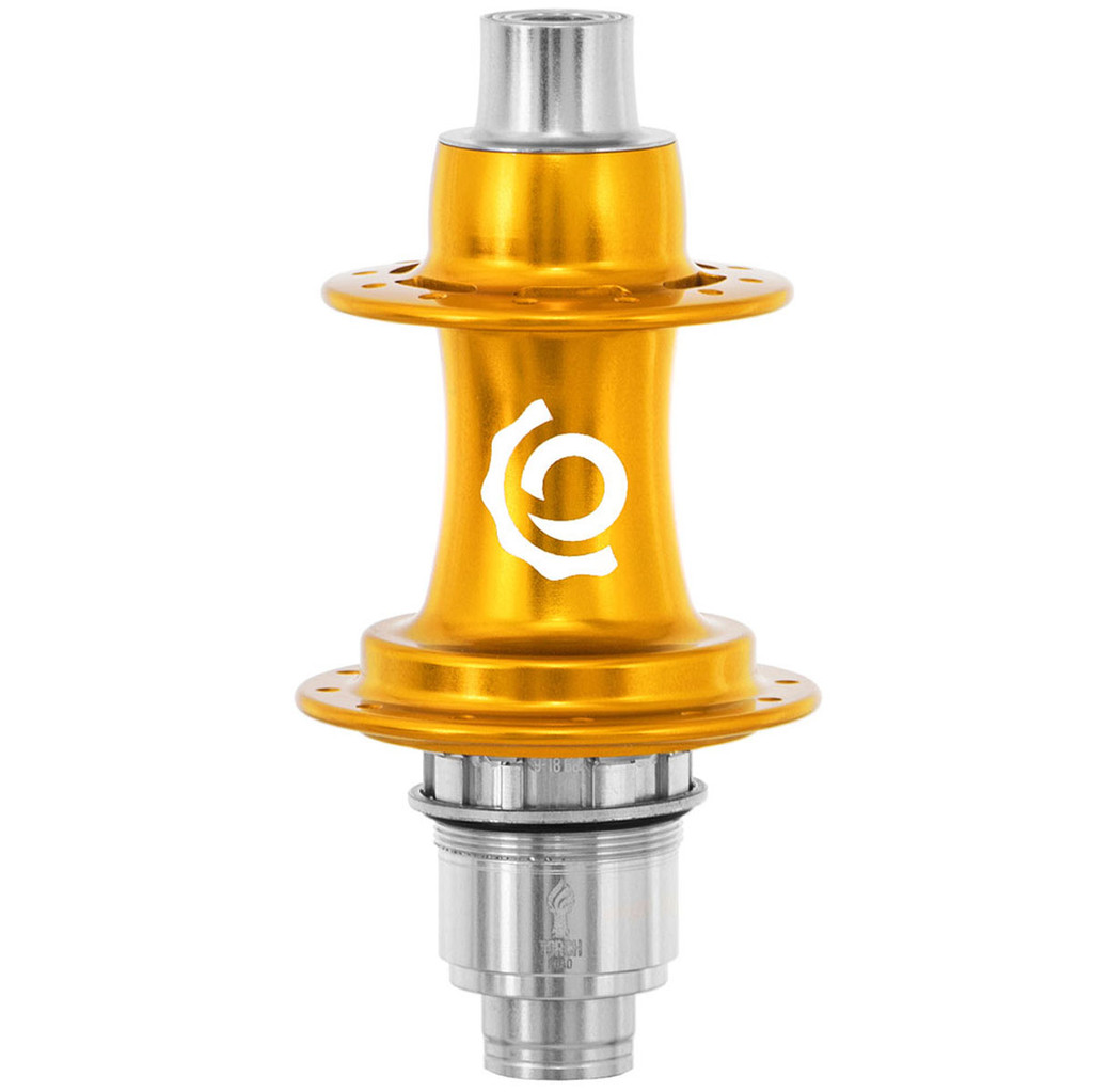 Industry Nine Classic Road Rear Hub Gold