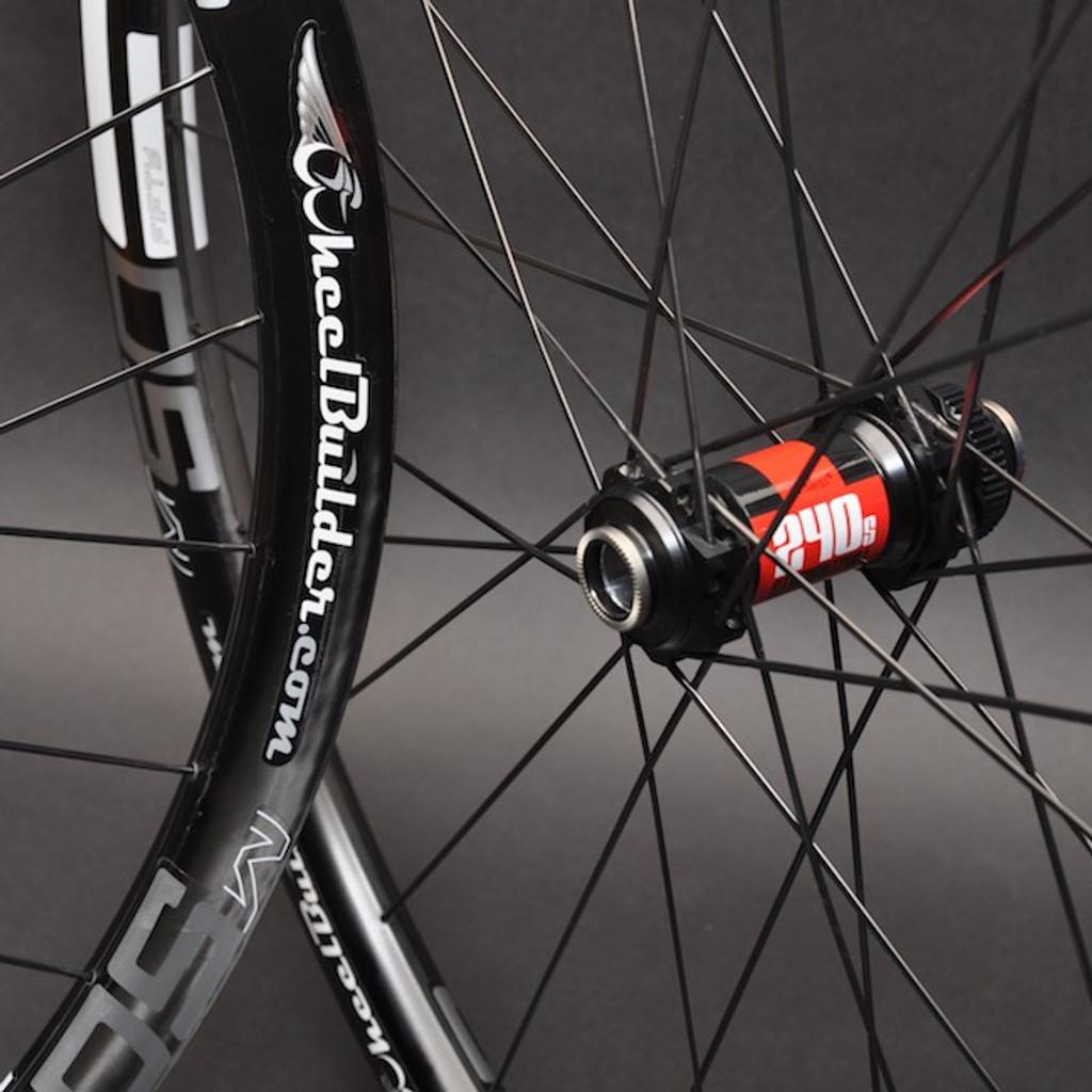 Custom ENVE M-Series MTB Wheels