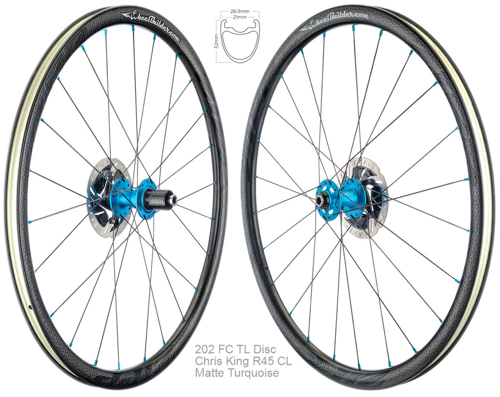 Custom Zipp Road Disc Brake Wheels