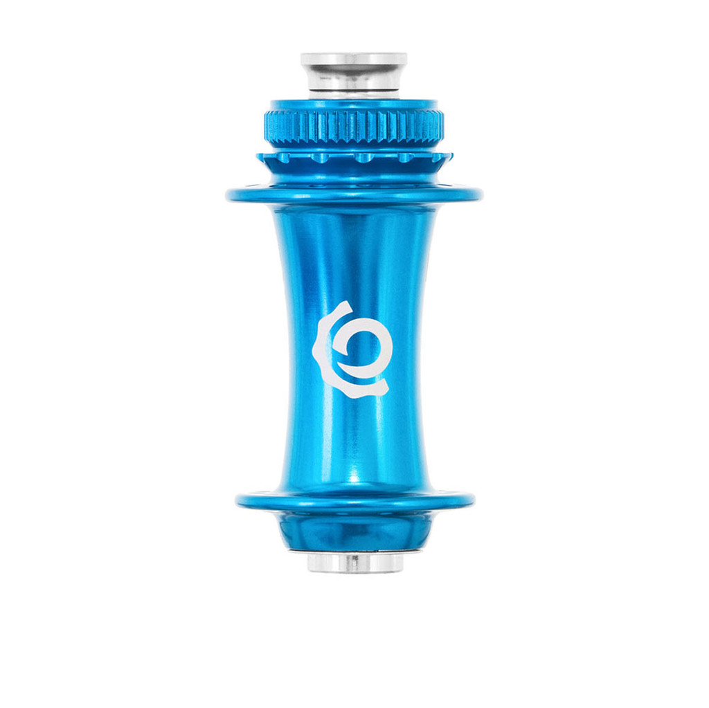 Industry Nine Front Road Center Lock Hub Turquoise