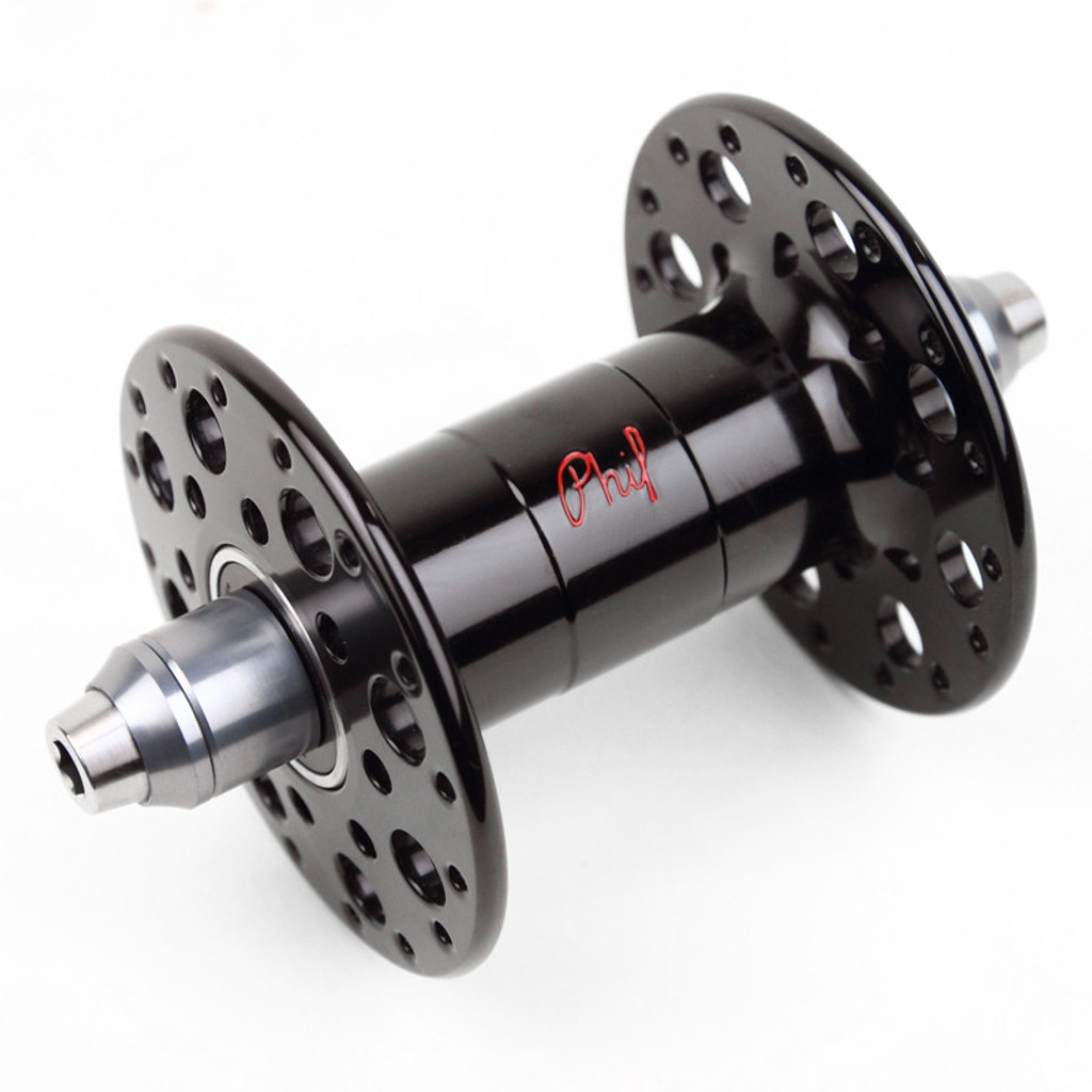 Phil Wood High Flange PRO Front Track Hub