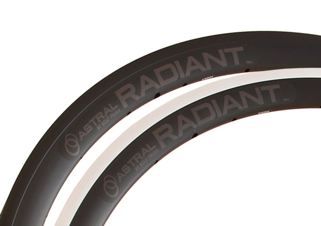 Astral Radiant & Radiant Disc Rims