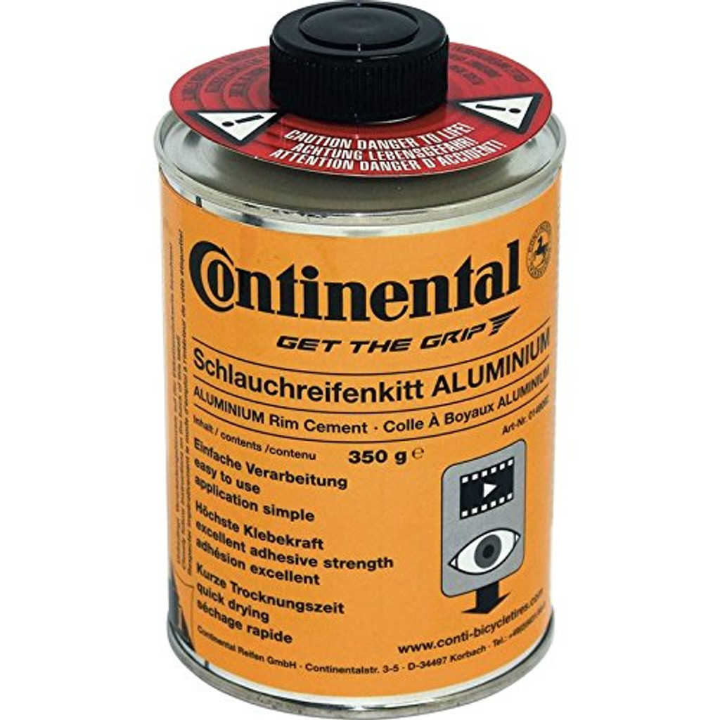 Continental Rim Cement - 12oz Can