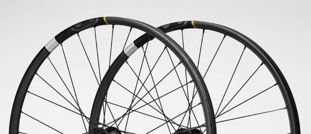 Crankbrothers Synthesis MTB wheelset