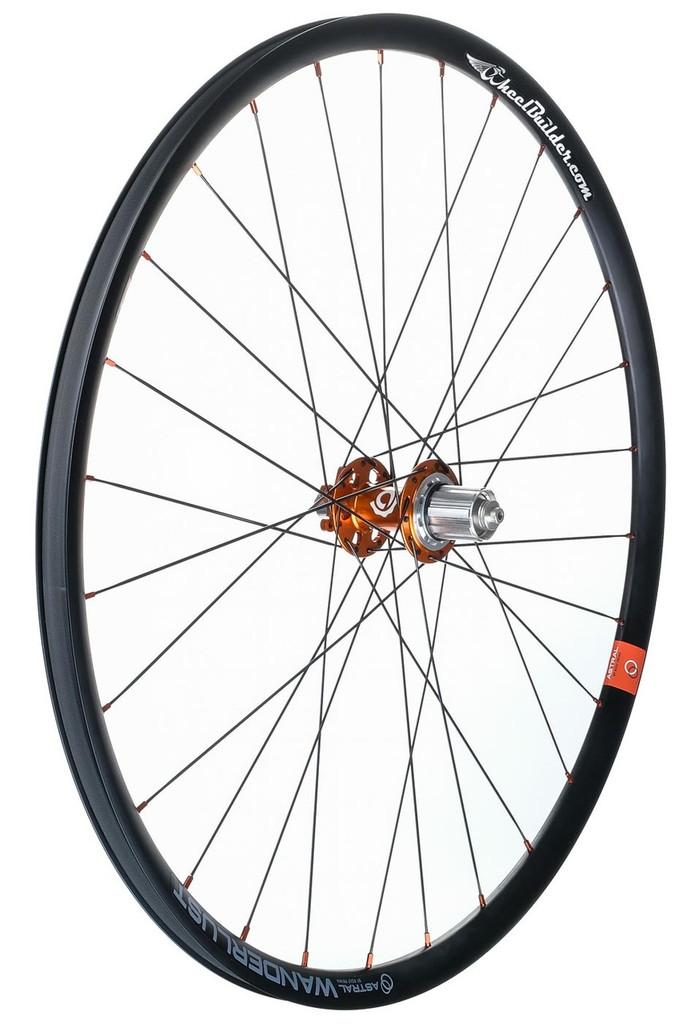 Astral Wanderlust Industry Nine Orange Road Disc Rear Wheel