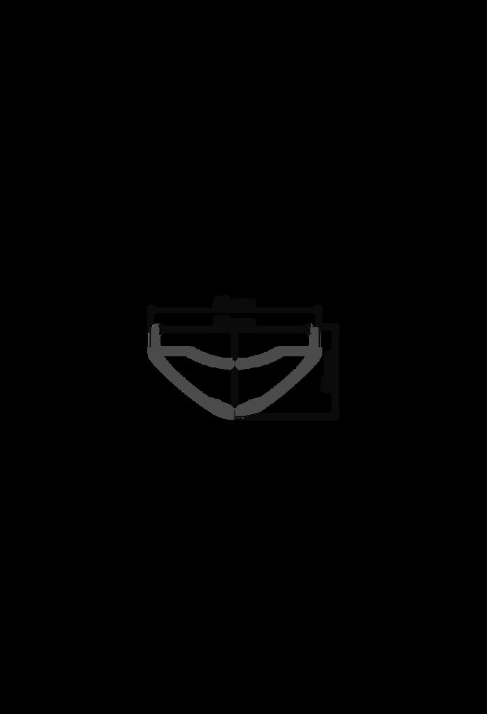 DT Swiss HX 581 rim dimension drawing