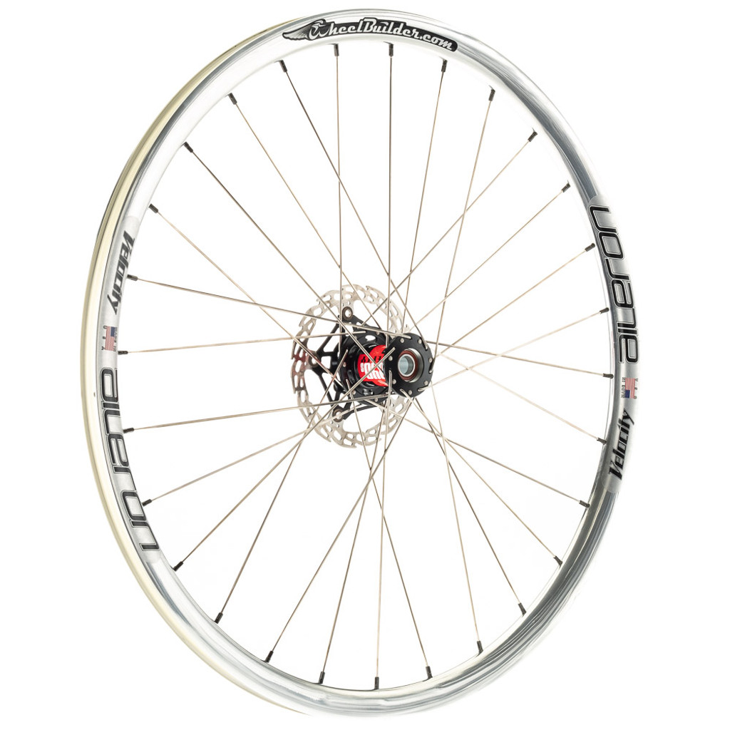 Custom Velocity Road-Gravel-CX Disc Brake Wheels
