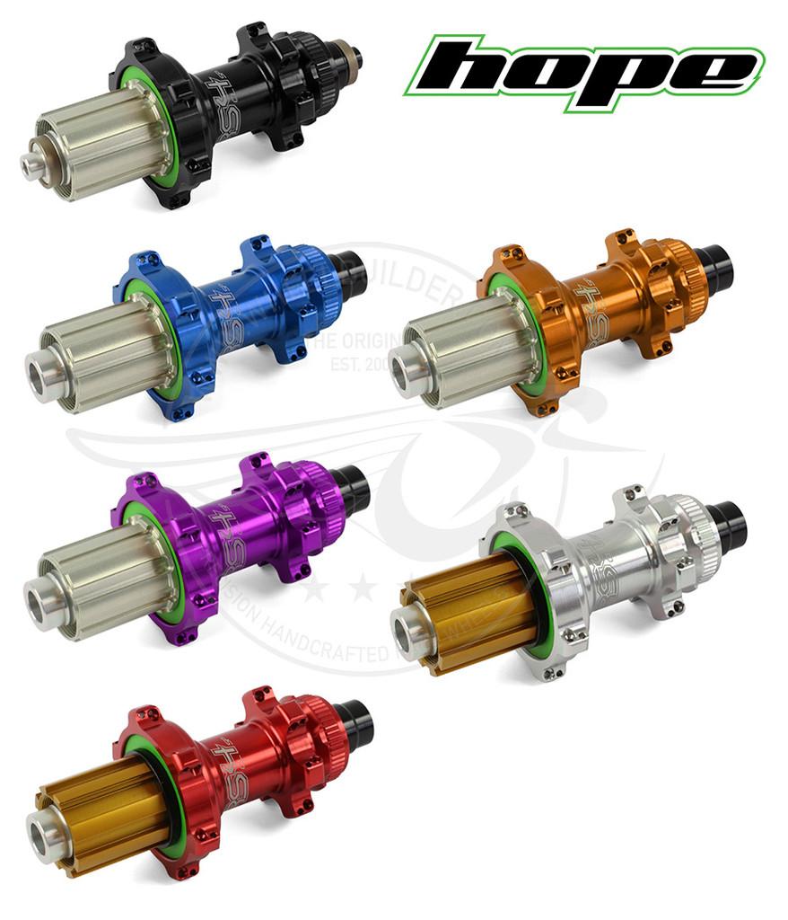 Hope RS4 SP Center Lock Rear hubs
