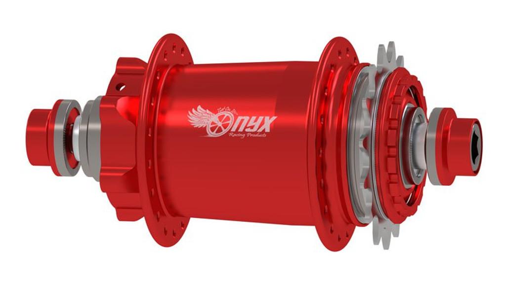 Onyx Ultra SS Disc BMX Rear Hubs