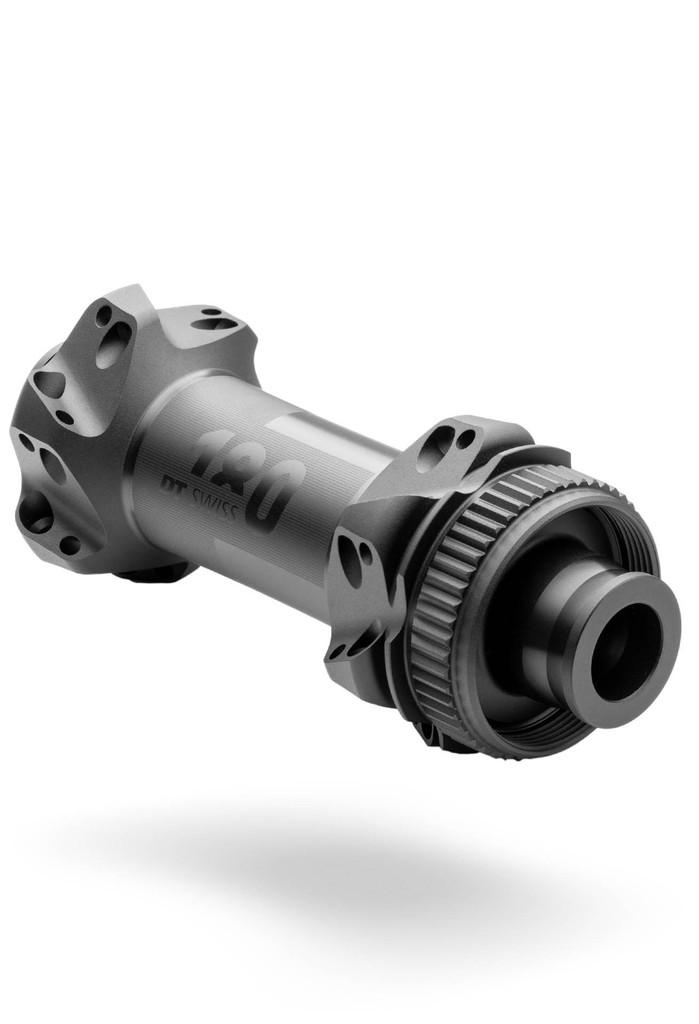 DT 180 Centerlock Front hub 12mm thru axle