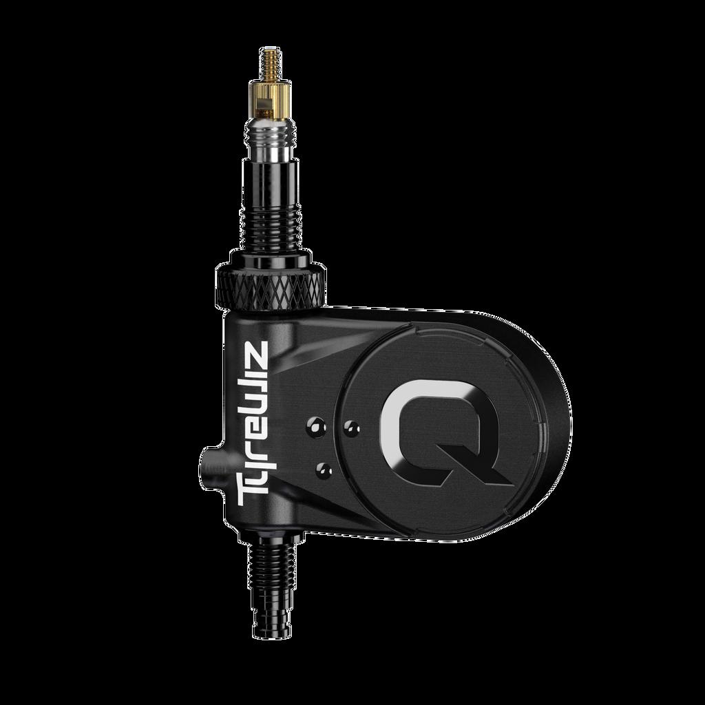 Quarq TyreWiz tire pressure monitor