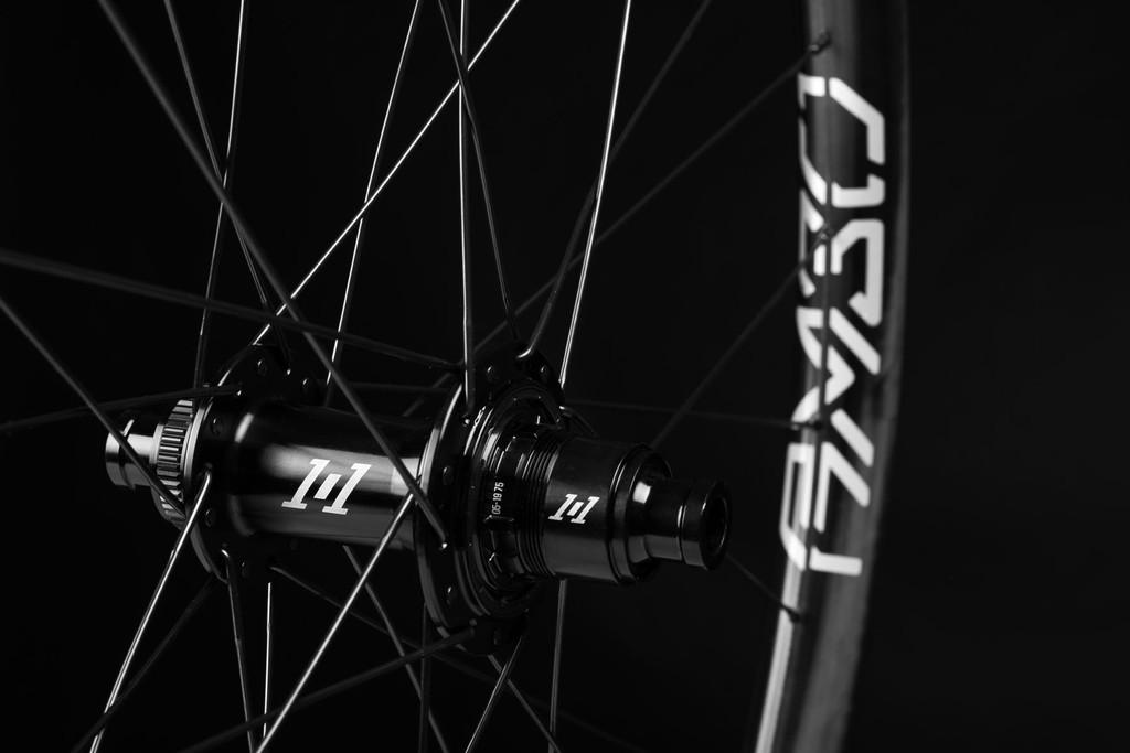 Custom ENVE Foundation MTB Wheels