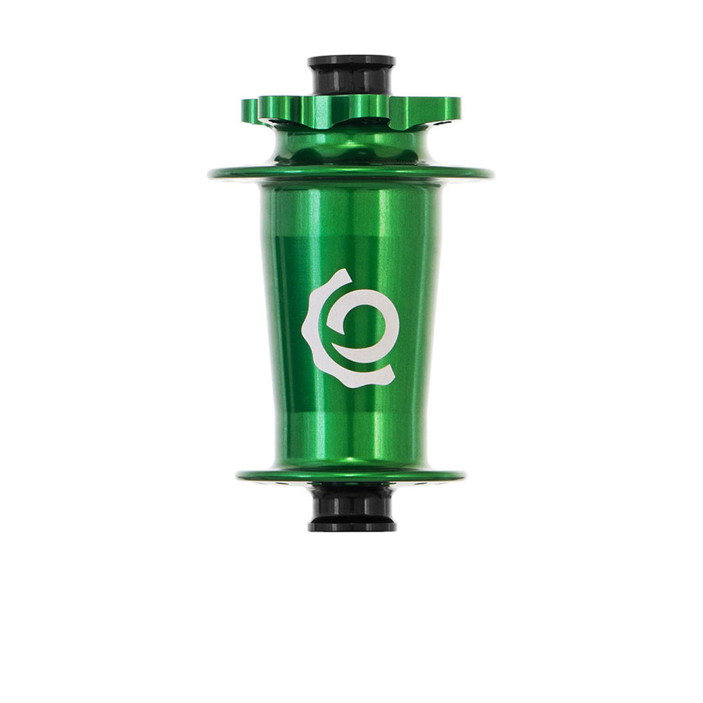 Industry Nine Hydra Classic ISO Front Hub Green
