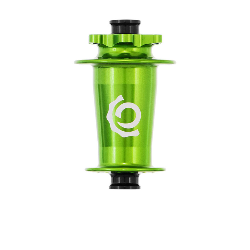 Industry Nine Hydra Classic ISO Front Hub Lime, Sour Apple, Antifreeze, Light Green