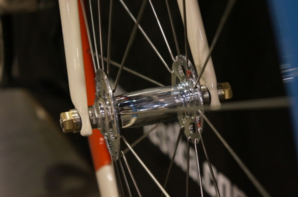 White Industries Track Front Hub